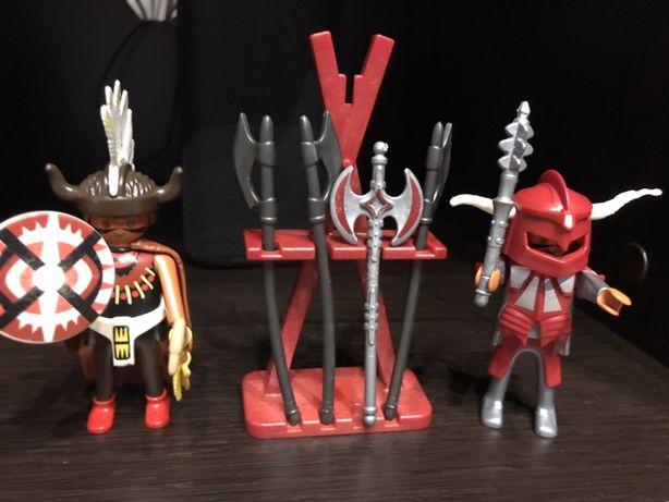 Figurki Playmobile rycerze