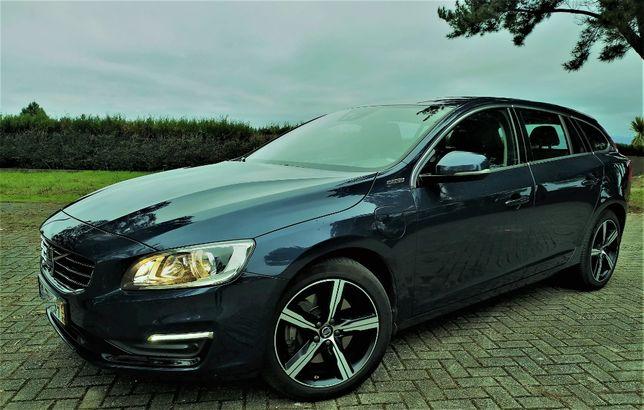 Volvo V60 D6 Hybrid Plug-IN