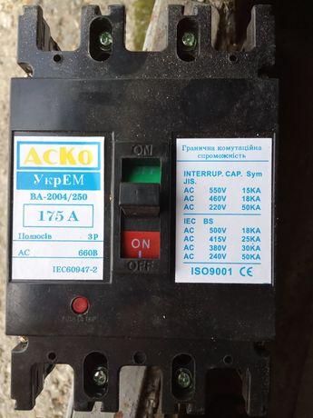 Выключатель Аско Ва 2004/250