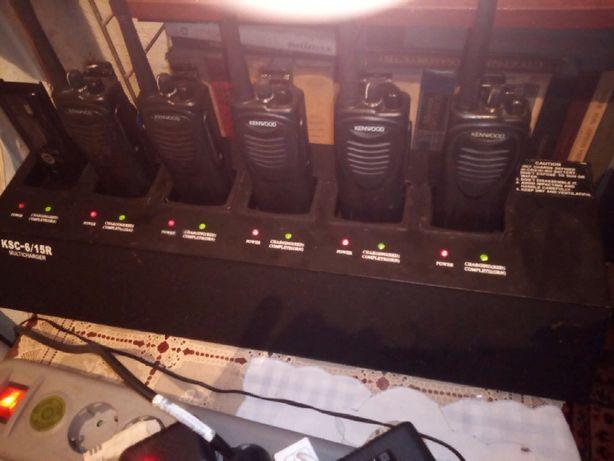 Рации KENWOOD ТК 2260тип5 есть 6 раций!!