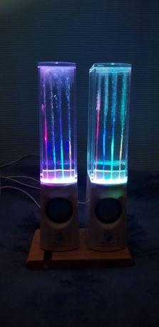 Светодиодные водяные колонки