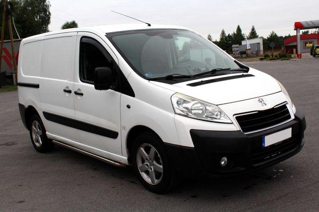 Peugeot Expert 2013 1.6HDI [Scudo, Jumpy, Berlingo, Partner]