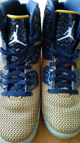 Air Jordan Spike Forty Gold