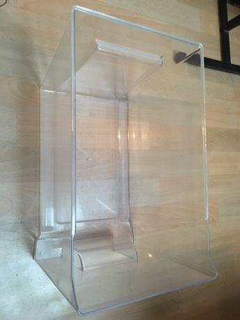 półka szklana, półki szklane, szuflada do lodówki