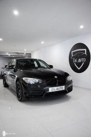 BMW 116 d EfficientDynamics