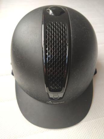 Toque / capacete equitação Fouganza  c700 criança