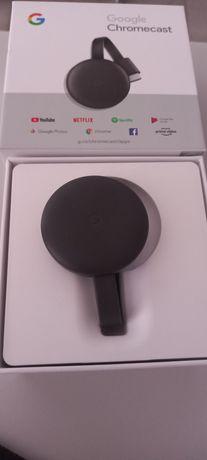 Chromecast com garantia