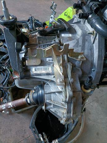 Caixa de velocidades  Renault master