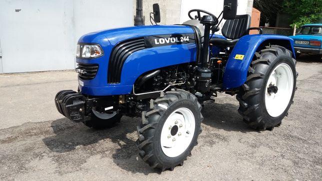 Трактор Foton LOVOL 244