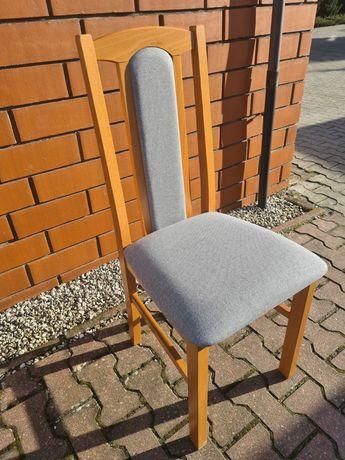 Krzesła nowe drewniane 4 sztuki