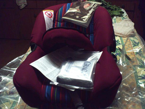 Cadeira auto criança Graco 0+ nova