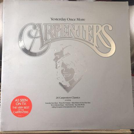 Vinil: Carpenters - yesterday one more - 1981