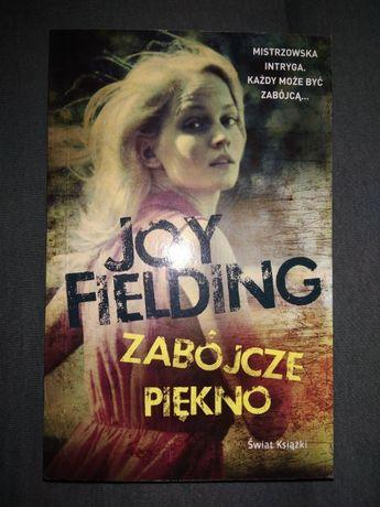 """""""Zabójcze piękno"""" Joy Fielding"""