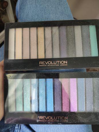 Paletka makeup revolution 2 paletki