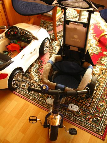 Trójkołowy rowerek Luxus Trike Sun Baby
