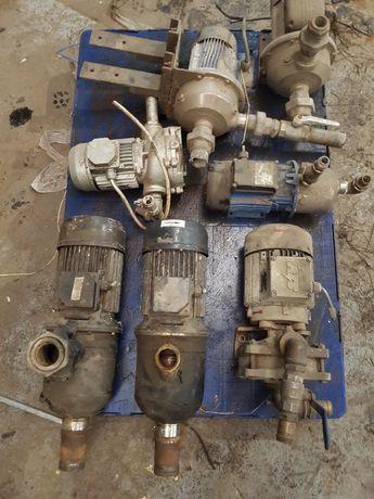 Bombas de água diversas