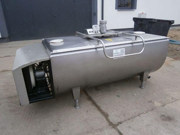 Schładzalnik chłodnia zbiornik do mleka JAPY 1060L 1200 L WANNA