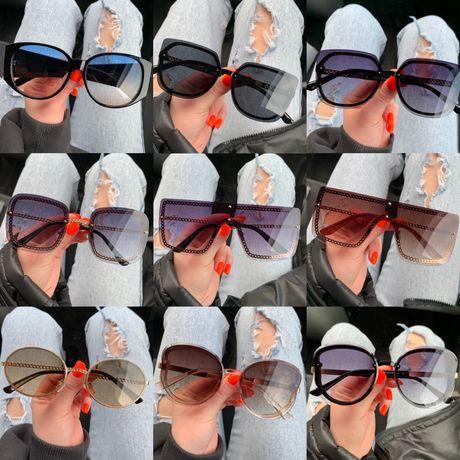 АКЦИЯ 1+1=3 ! Очки женские солнцезащитные CHANEL