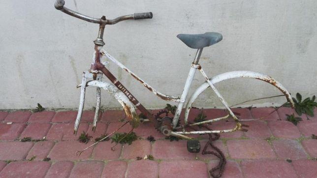 Rower PRL - Romet dziecięcy
