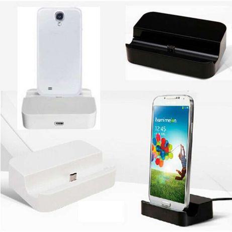 L324 Dock Station Samsung Galaxy S4 S3 S5 Note 2 3 N7101 Novo! ^A