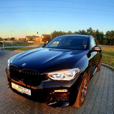 Auto do ślubu BMW X4