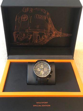 Наручные швейцарские часы MIDO Multifort Chronograph оригинал