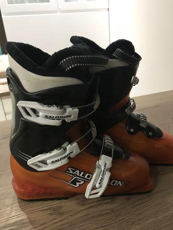 Buty narciarskie Salomon rozm. 22 czyli 35
