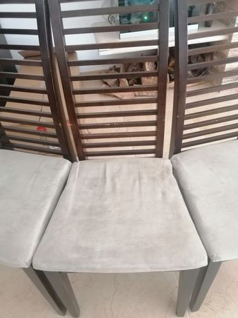6 Cadeiras usadas