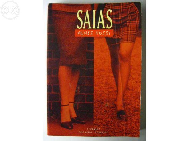 Livro - Saias - de Agnes Rossi