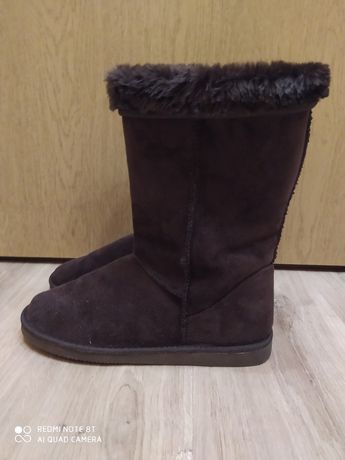 Buty zimowe typu emu 41, 42 ocieplane ciepłe ala emu