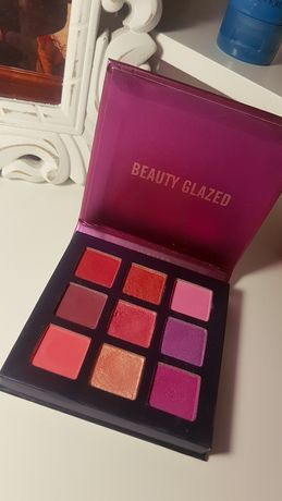 Paletka cieni Beauty Glazed Jupiter paleta