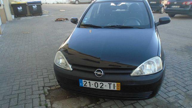 Opel Corsa 1.2 de  2002