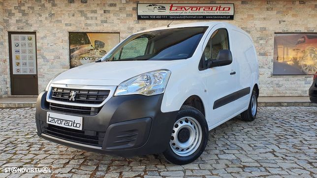 Peugeot Partner 1.6 HDI 3 LUG IVA DEDUTIVEL