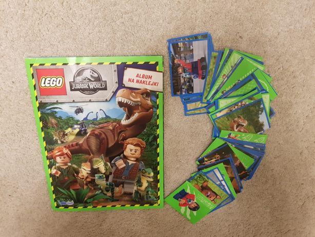 Naklejki LEGO Jurassic World