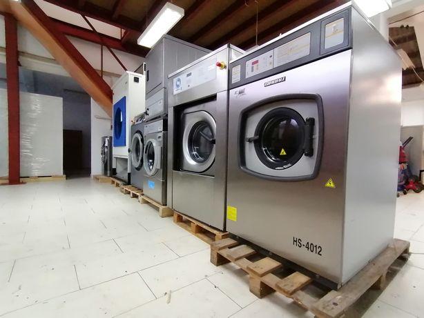 Lavandaria hospitalar Self-service limpeza a seco aluguer
