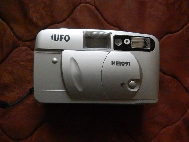 фотоаппарат плёночный UFO