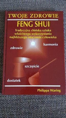 "Książka "" Feng shui"" Philippa Waring"