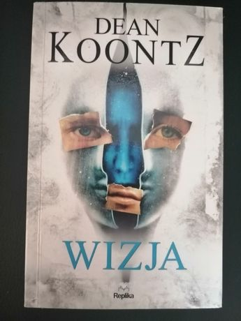 Dean Koontz Wizja książka