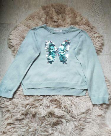 Sweterek H&M rozm 110