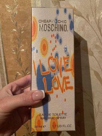 Духи Moschino I Love Love