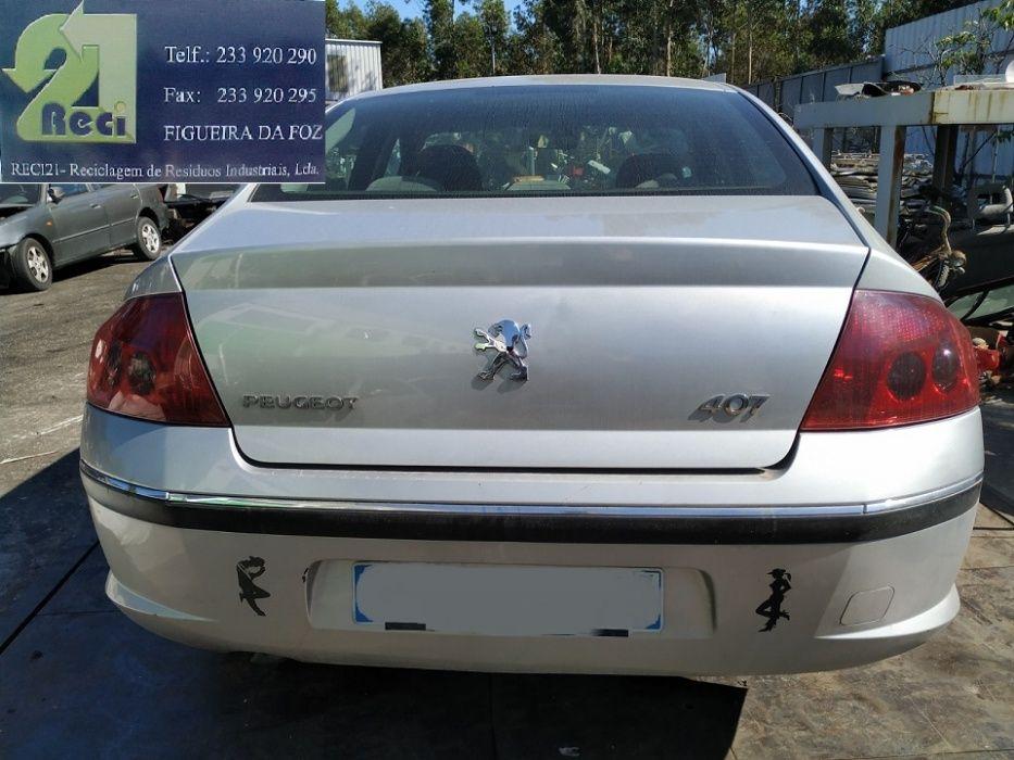 Peugeot 407 1.6 HDI de 2006 para Peças