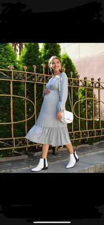 Платье для беременных кормящих мам индивидуальный пошив