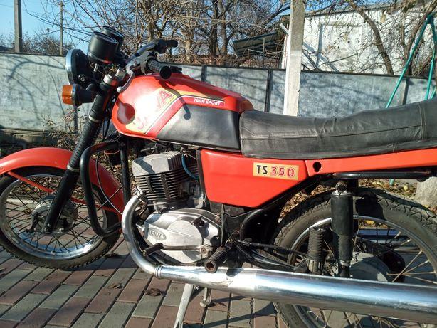Java 350 продам мотоцикл