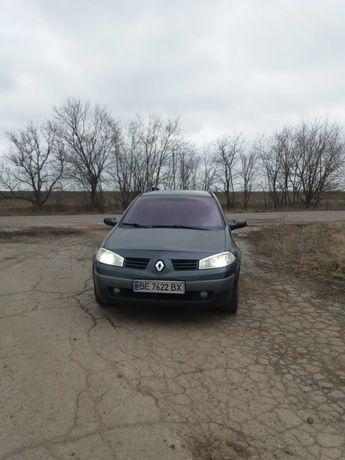 Рено меган2  Renault megane 2