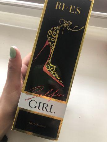 Духи gelfie girl
