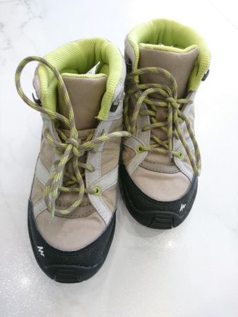Детские демисезонные ботинки decathlon франция