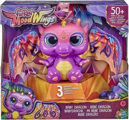 Интерактивная игрушка Фурриал Малыш Дракон FurReal Baby Dragon Hasbro