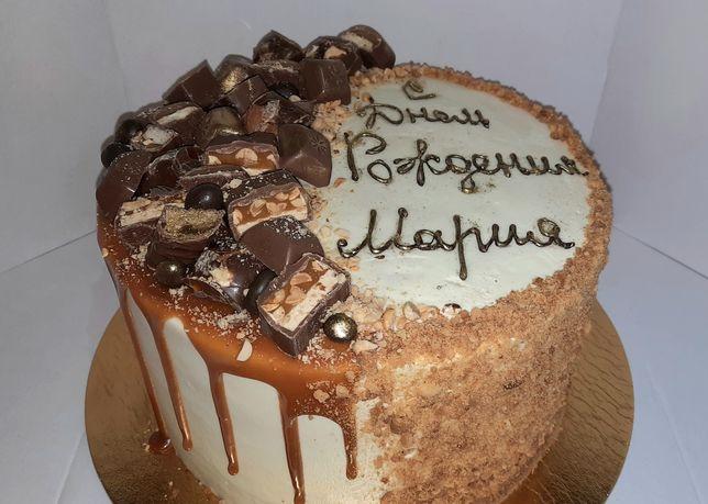 Торт на заказ. Киев.
