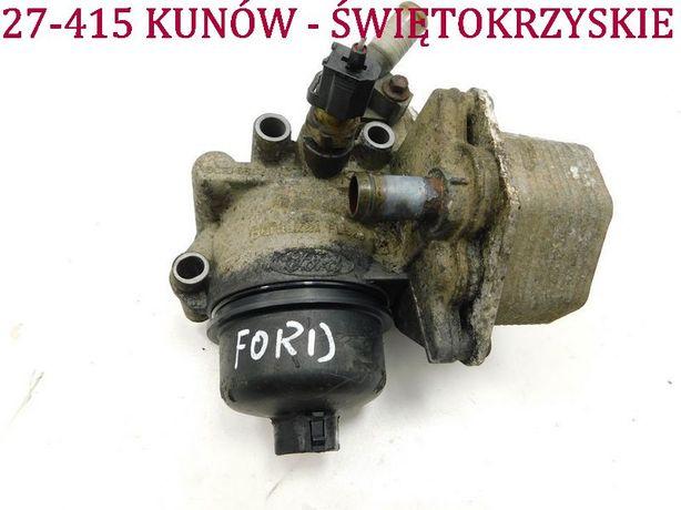 Ford Transit MK7 2.2 TDCI chłodniczka oleju korek podstawa filtra