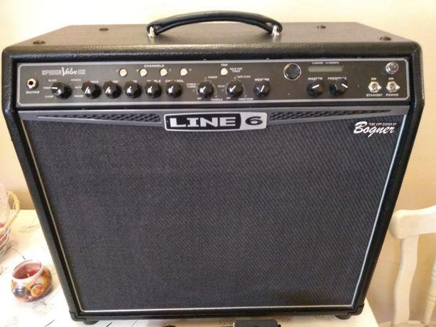 Wzmacniacz lampowy Combo gitarowe Bogner Line6 Spider Valve 112